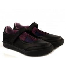 Туфли детские Geox J CARNIVAL D - SMOOTH LEA. XK5555